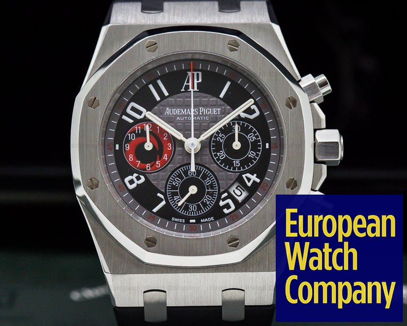 Audemars Piguet 25979ST.OO.D002CA.01 City of Sails Royal Oak SS / Rubber Strap