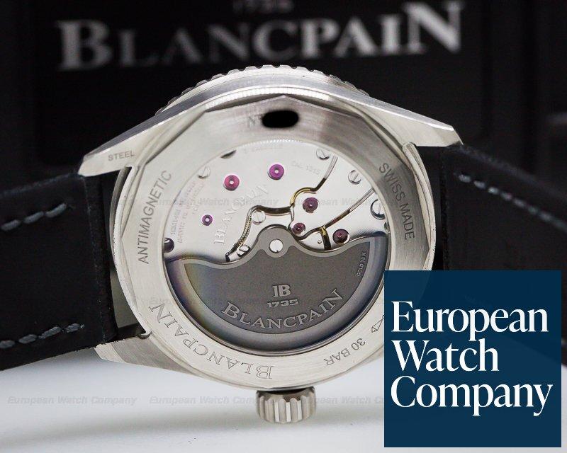 Blancpain 5000-1110-b52a Fifty Fathoms Bathyscaphe SS