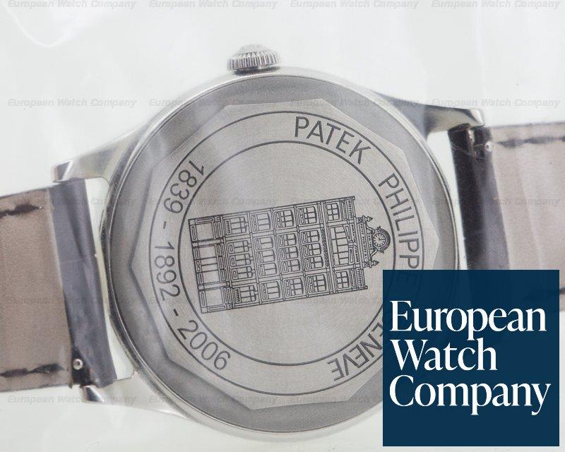 Patek Philippe 5565 Calatrava 5565 Stainless Steel Limited SEALED