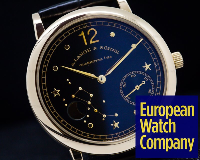 A. Lange and Sohne 231.031 1815 Moonphase Homage to Emil Lange Rose Gold Limited