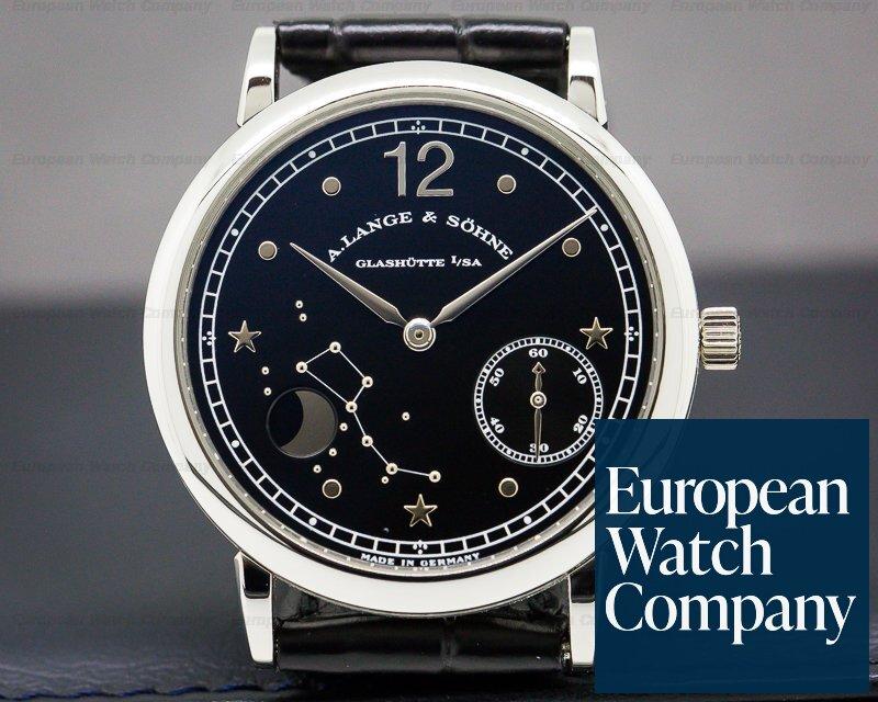 A. Lange and Sohne 231.035 1815 Moonphase Homage to Emil Lange Platinum Limited