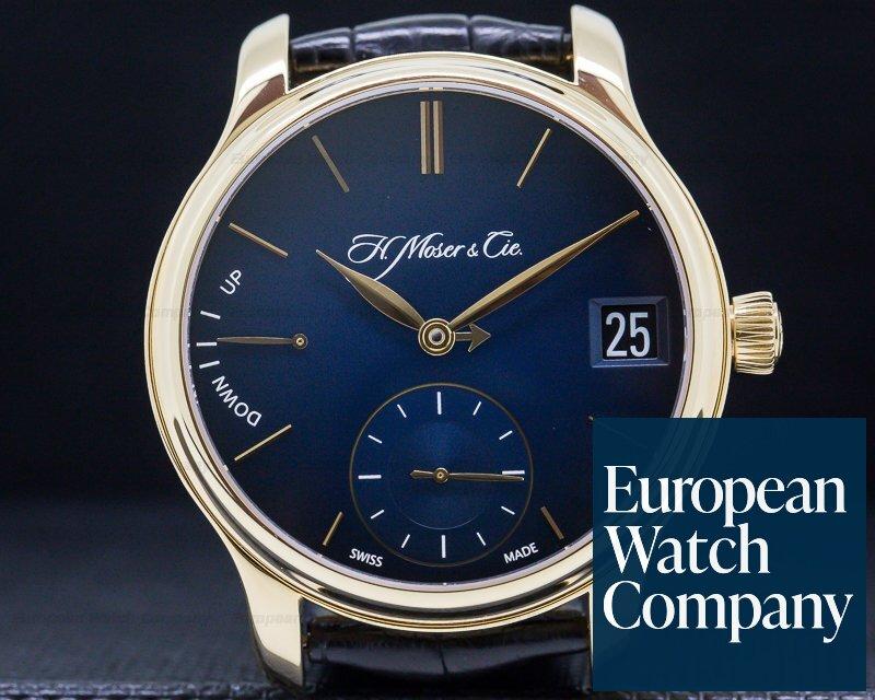 H. Moser & Cie 1341.0102 Endeavour Perpetual Calendar 1 18k Rose Gold EXTRA DIAL