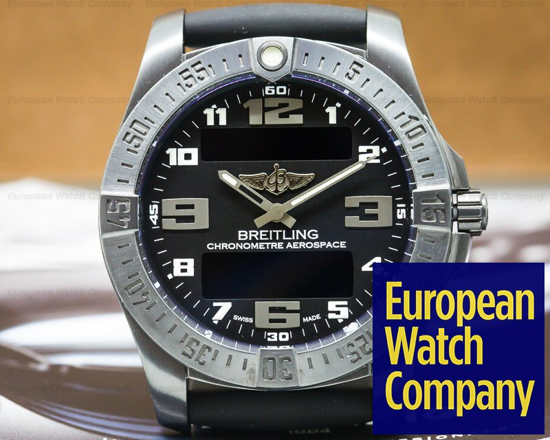 Breitling E7936310-BD60 Aerospace EVO Night Mission