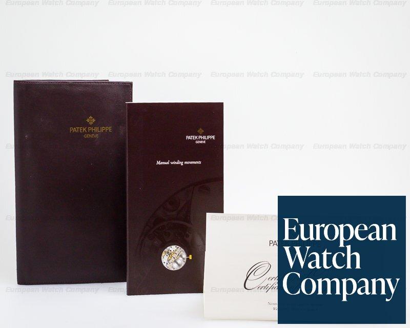 Patek Philippe 5111R Gondolo Manual Wind 18K Rose Gold