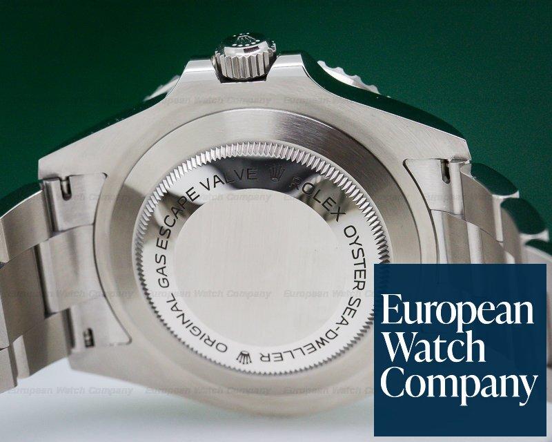 Rolex 126600 Sea Dweller RED 43mm 50th Anniversary SS UNWORN