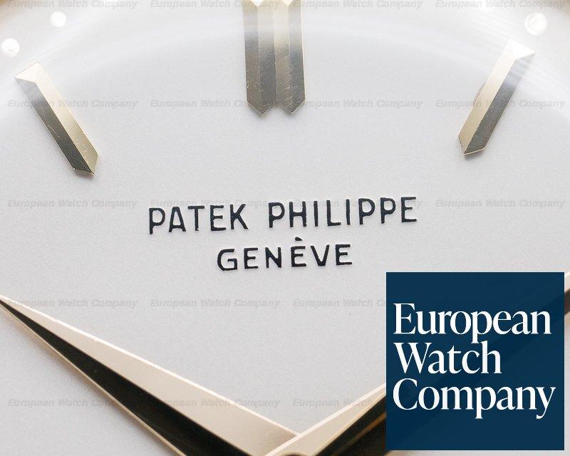 Patek Philippe 2481J Calatrava 2481 Manual Center Seconds Fancy Lugs 18K Yellow Gold