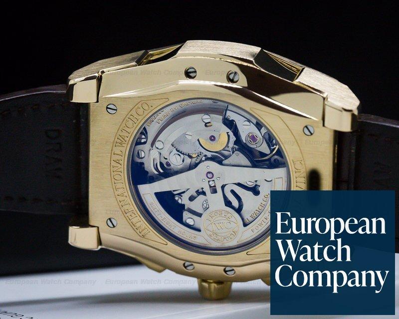 IWC IW376102 Da Vinci Perpetual Digital Date Month Chronograph 18k Rose Gold