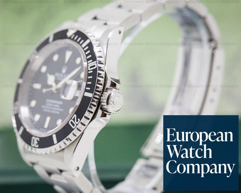 Rolex 16610 Submariner Date SS Full Set