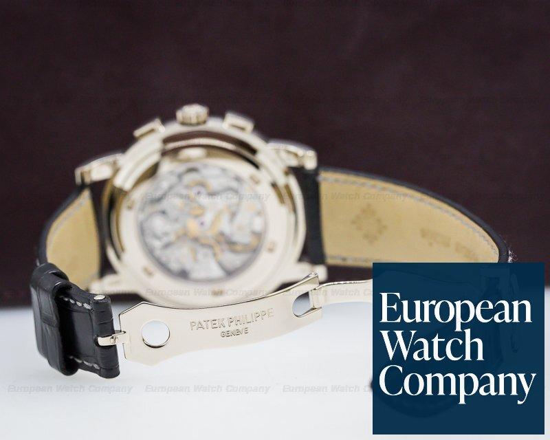 Patek Philippe 5070G 5070 White Gold Chronograph UNPOLISHED