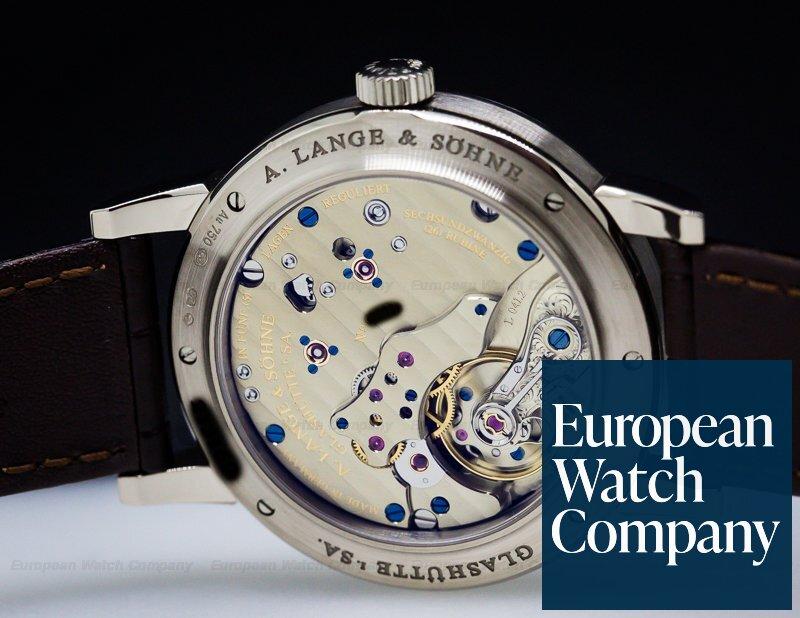 A. Lange and Sohne 232.026 Richard Lange 18K White Gold Boutique Special Edition