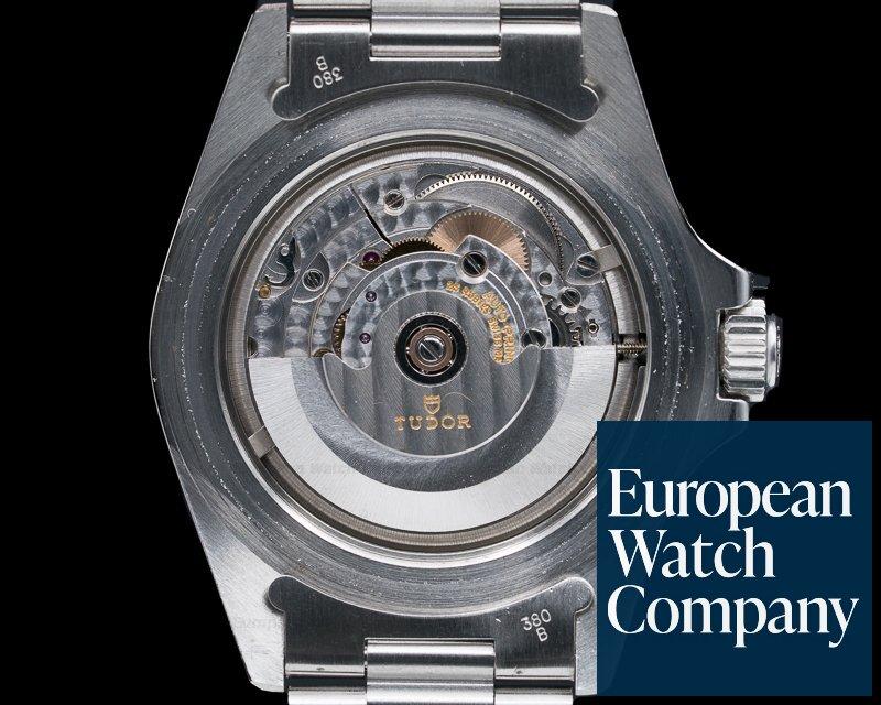 Tudor 79090 Submariner Blue Glossy Dial SS / SS