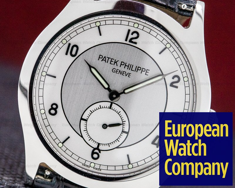 Patek Philippe 5565 Calatrava 5565 Stainless Steel LIMITED to 300 Pieces