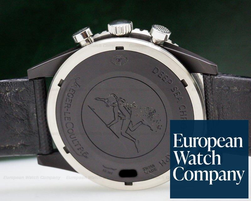 Jaeger LeCoultre Q208A570 Master Compressor Deep Sea Chronograph Cermet