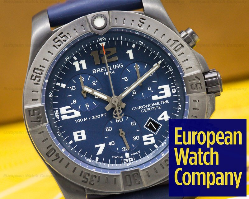 Breitling V7333010/C939 Chronospace EVO Night Mission