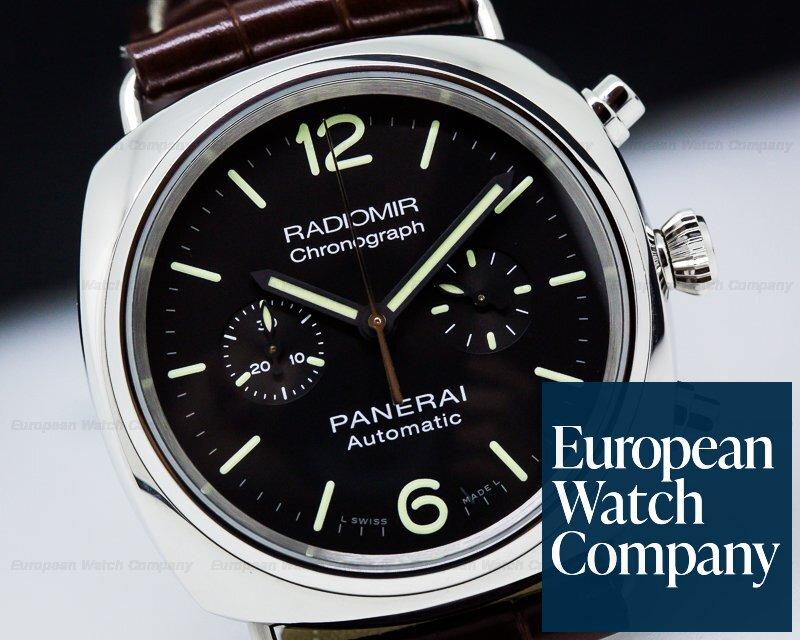 Panerai PAM00369 Radiomir Chronograph SS