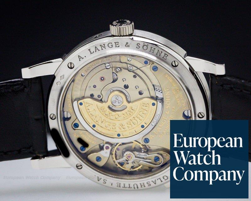 A. Lange and Sohne 310.025 Langematik Perpetual Calendar Platinum