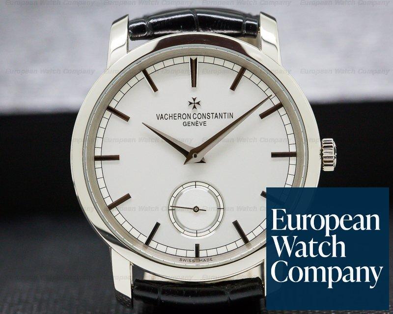 Vacheron Constantin 82172/000G-9383 Patrimony Traditionnelle Manual Wind 18K White Gold