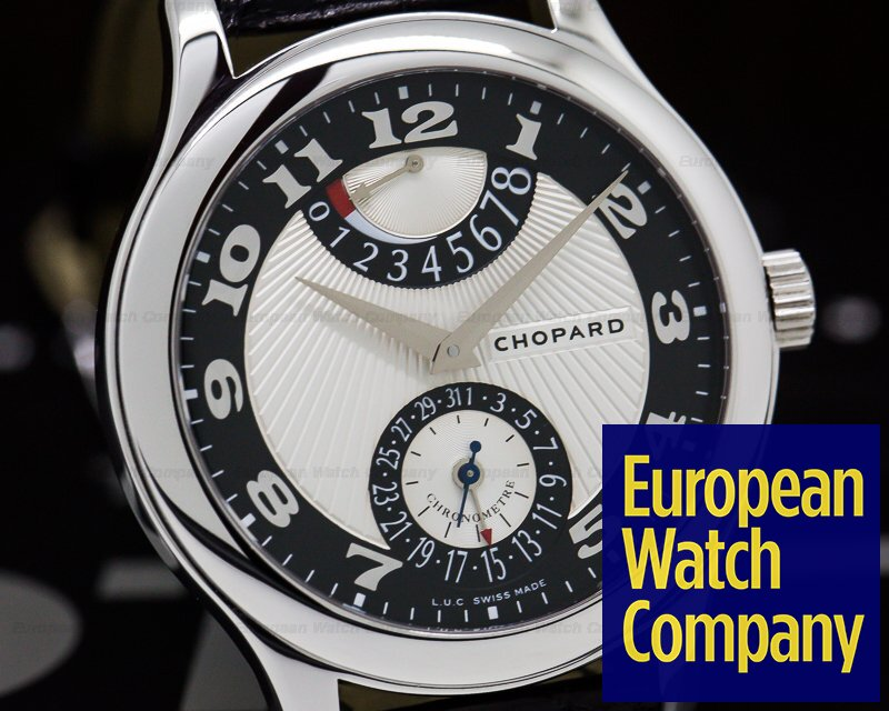 Chopard 161903-1001 L.U.C. Quattro Mark II Power Reserve White Gold