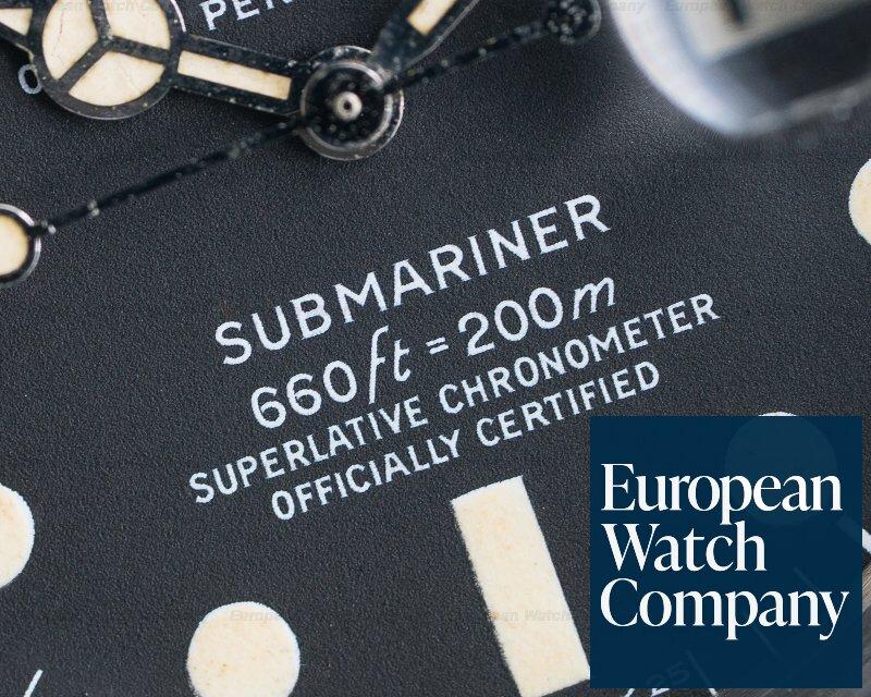 Rolex 1680 Submariner 1680 SS FANTASTIC