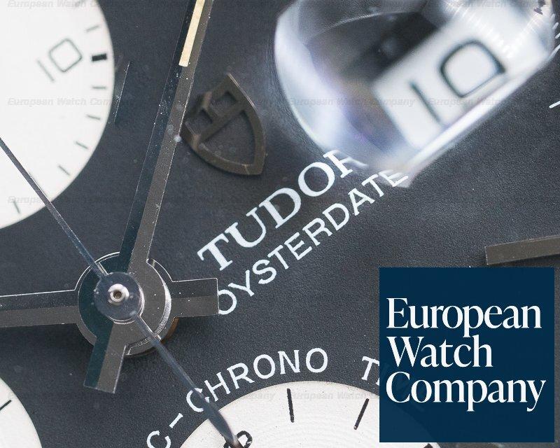"Tudor 79170 Tudor Oysterdate Chronograph ""Big Block"" FULL SET"
