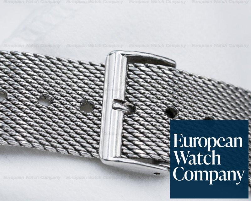 Patek Philippe 3418 3418 Calatrava Waterproof Case Stainless Steel Circa 1957