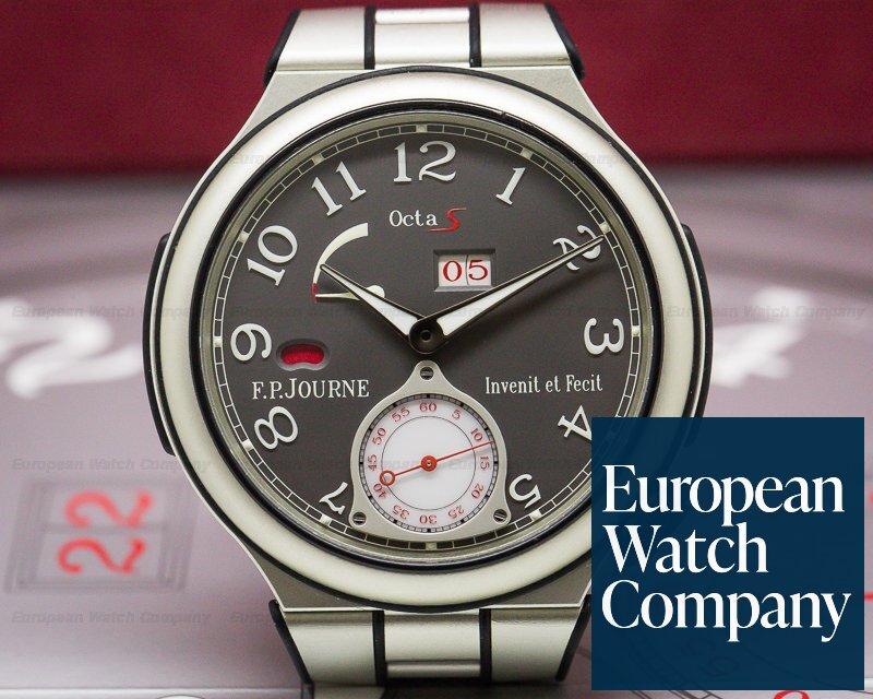 F. P. Journe  Octa S Sport Aluminum / Aluminum Bracelet RARE