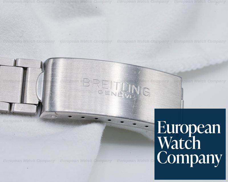 Breitling DDE.BR.11525/67 Vintage Navitimer Chronomatic SS Circa 1967