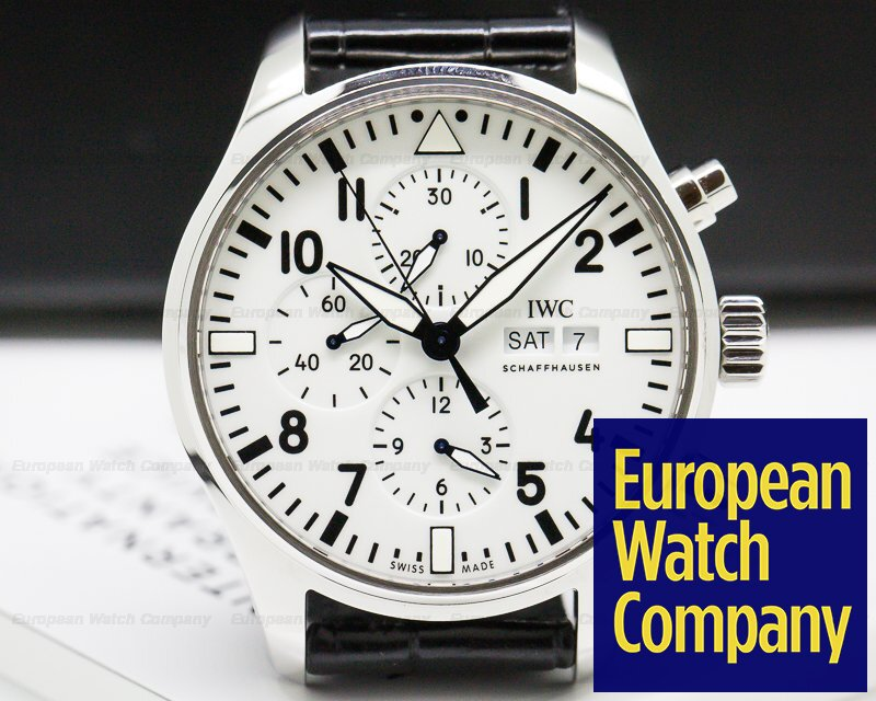 IWC IW377725 Pilot's Watch Chronograph Edition