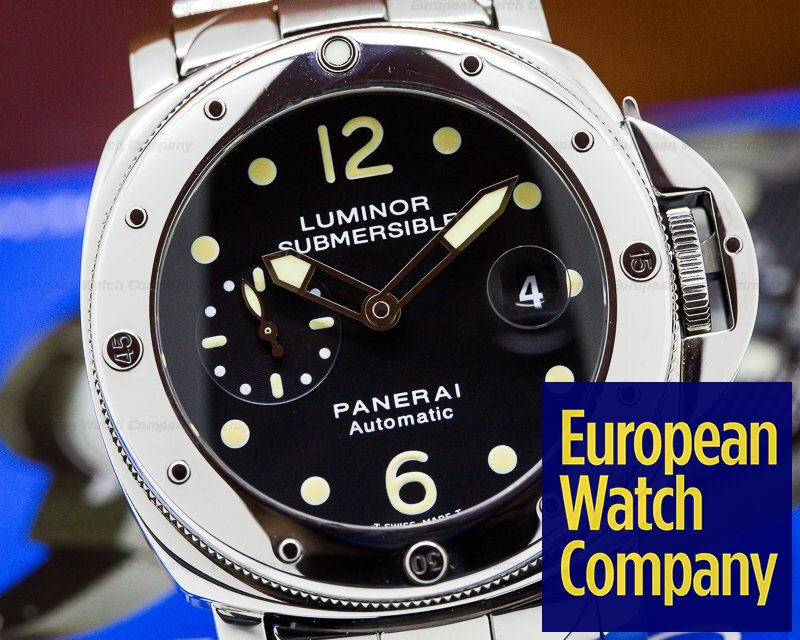 Panerai PAM00024 Luminor Submersible SS