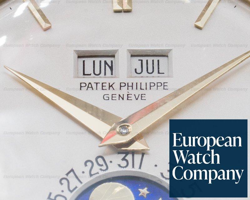 Patek Philippe 3448 3448 Perpetual Calendar Yellow Gold 1975 UNPOLISHED