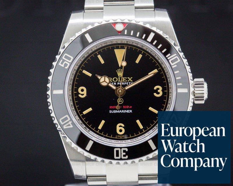 Rolex 114060 Artisans De Geneve Tribute to 5513