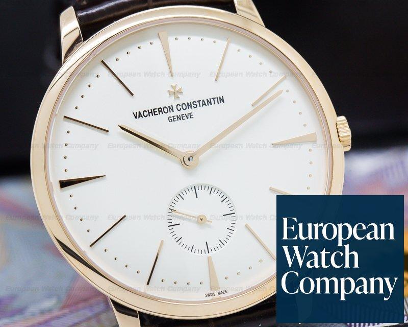 Vacheron Constantin 1110U/000R-B085 Patrimony 42MM 18K Rose Gold Manual Wind