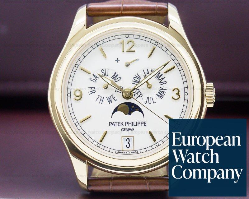Patek Philippe 5146J-001 Annual Calendar Cream Dial 18K Yellow Gold