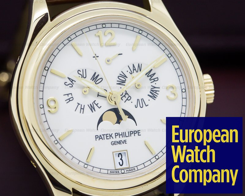 Patek Philippe 5146J-001 Annual Calendar Cream Dial 18K Yellow Gold