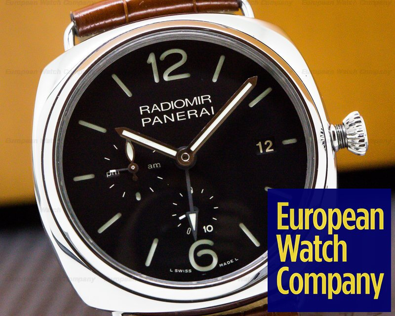 Panerai PAM00323 Radiomir 10 Days GMT Acciaio Automatic 47MM