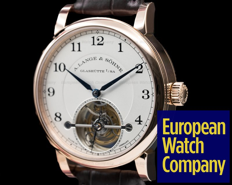 A. Lange and Sohne 730.032 1815 Tourbillon 18K Rose Gold