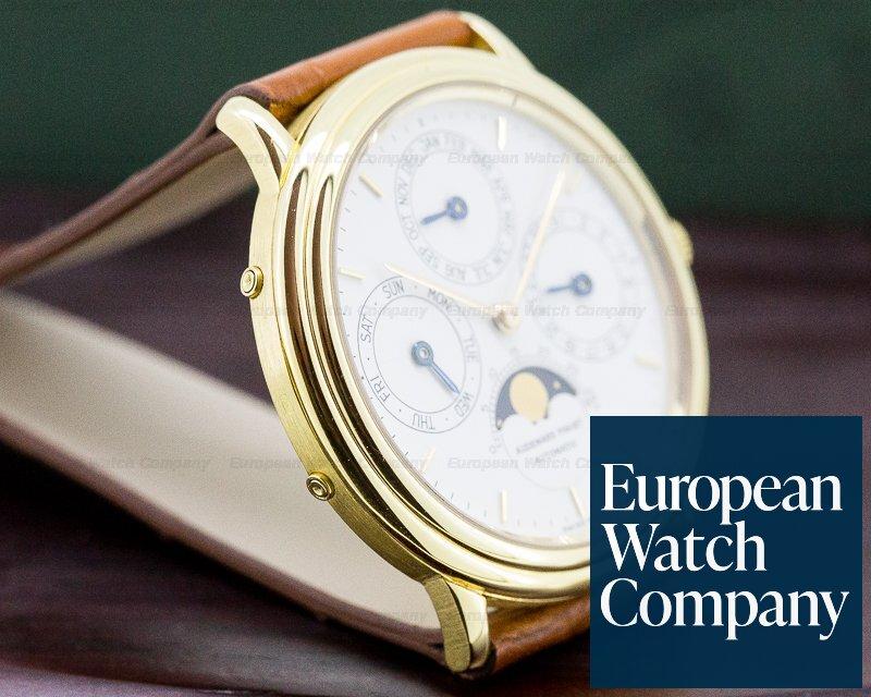 Audemars Piguet 25657/002BA Quantieme Perpetual Calendar 18K Yellow Gold