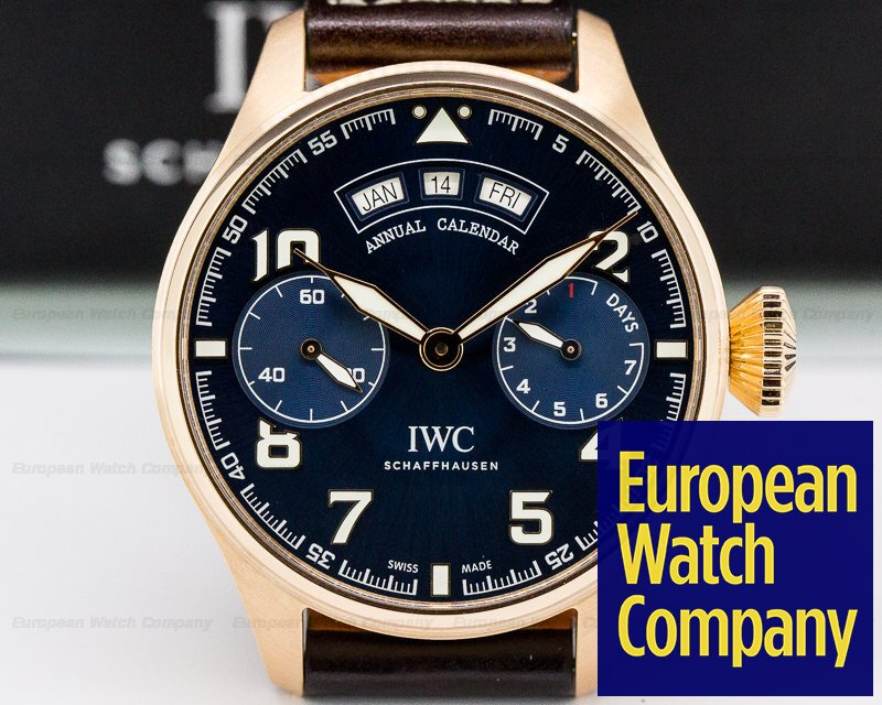IWC IW502701 Big Pilot Annual Calendar Edition