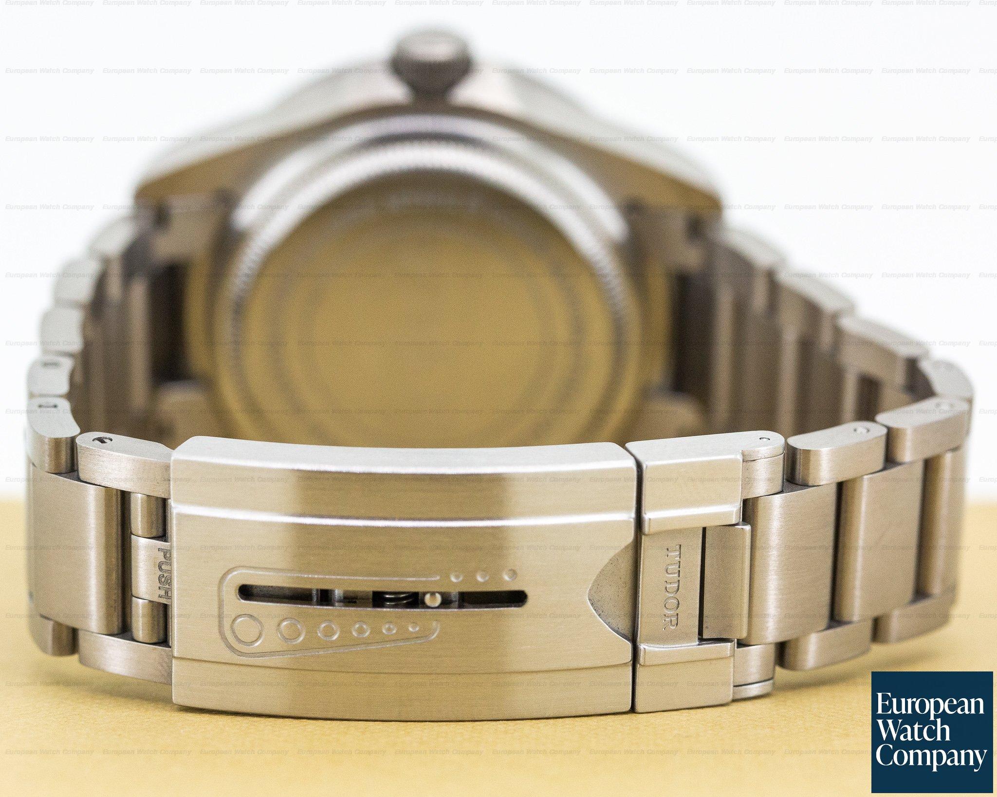 Tudor 25610TNL Pelagos Left Hand LHD / Titanium