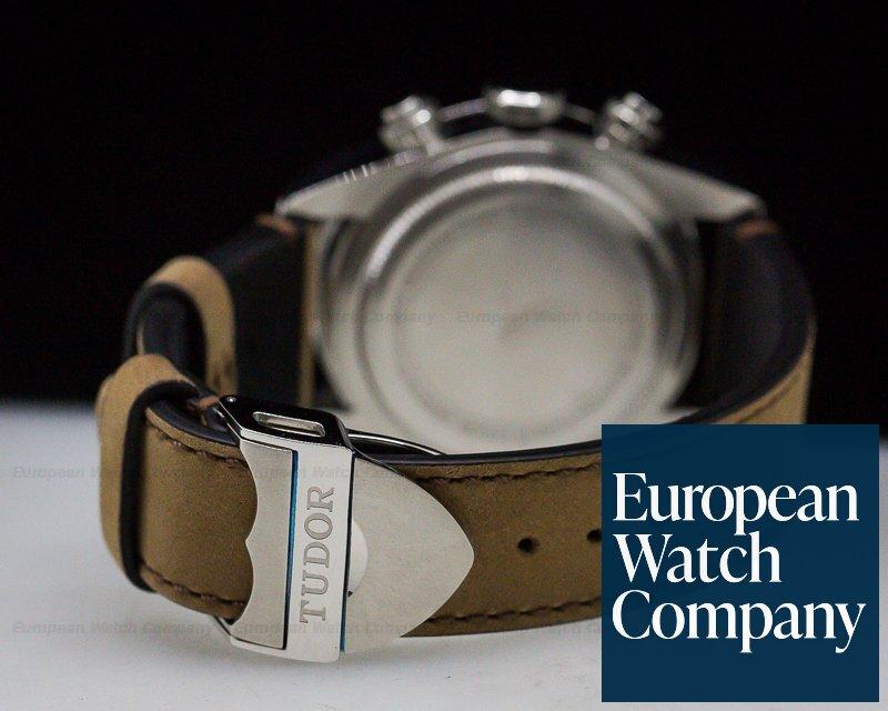 Tudor 79350-0002 Tudor Heritage Black Bay Chronograph / SS Deployant