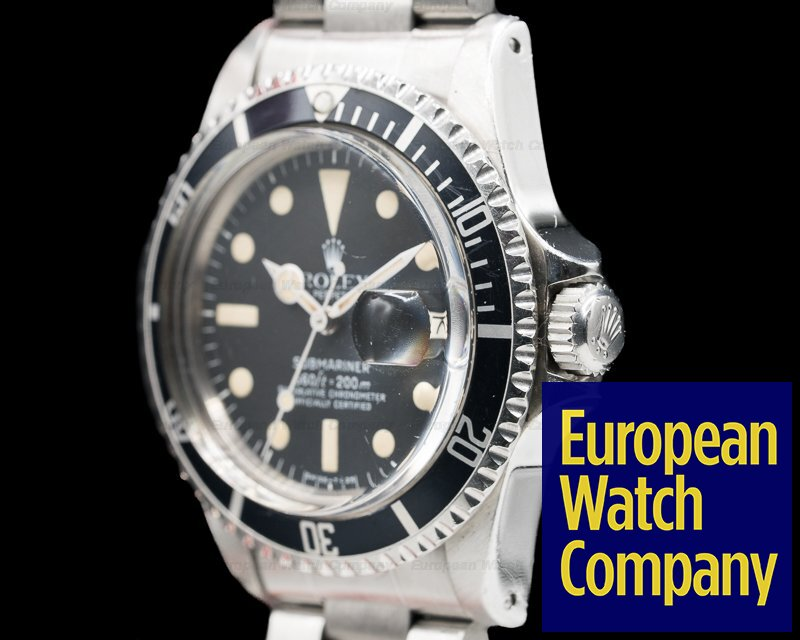 Rolex 1680 Submariner 1680 SS EXCELLENT CONDITION