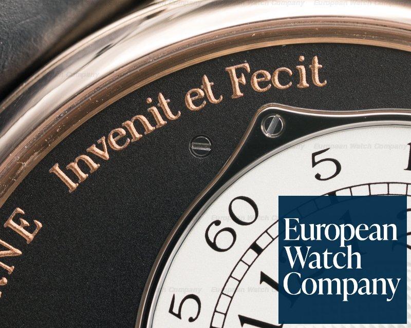F. P. Journe Chronometre Optimum 18k Rose Gold / BOUTIQUE EDITION 40MM
