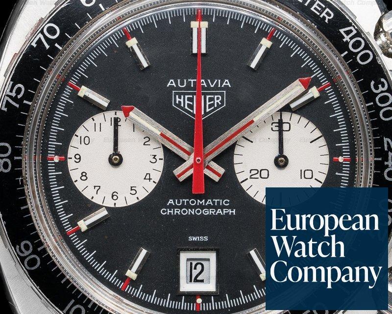 "Heuer 1163 Vintage Autavia ""Viceroy"" Calibre 11 1971"