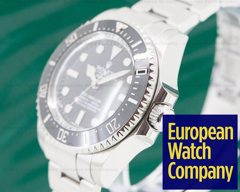 Rolex 116660 Sea Dweller Deep Sea