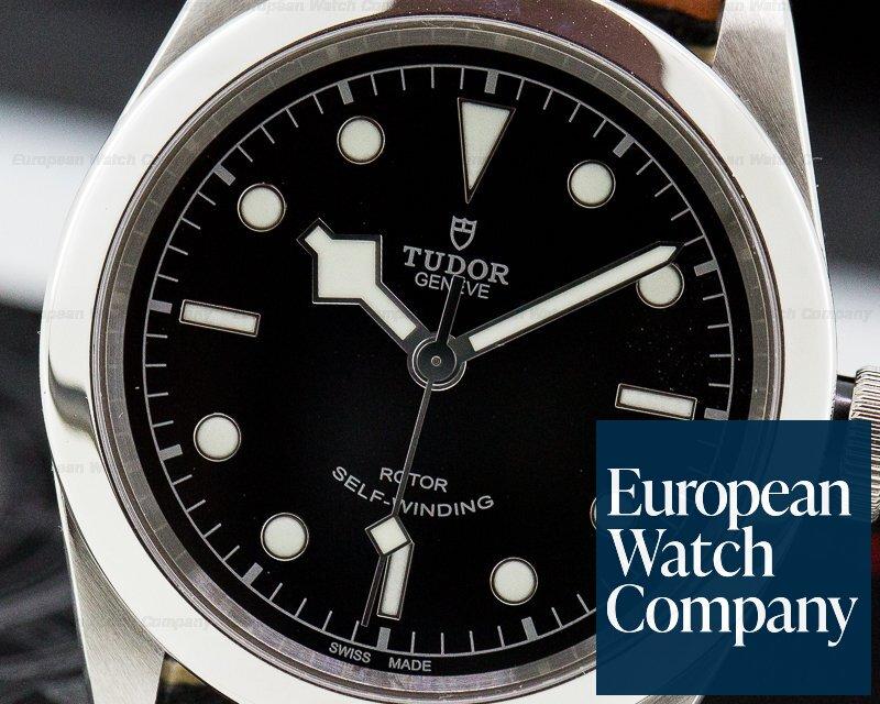 Tudor 79540-0003 Tudor Heritage Black Bay 36 BLACK SS