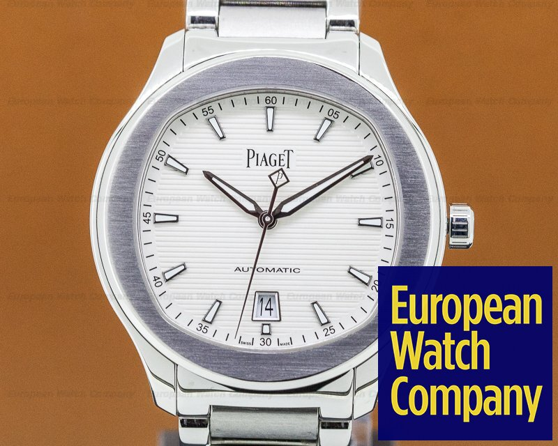 Piaget GOA41001 Polo S White Dial Stainless Steel