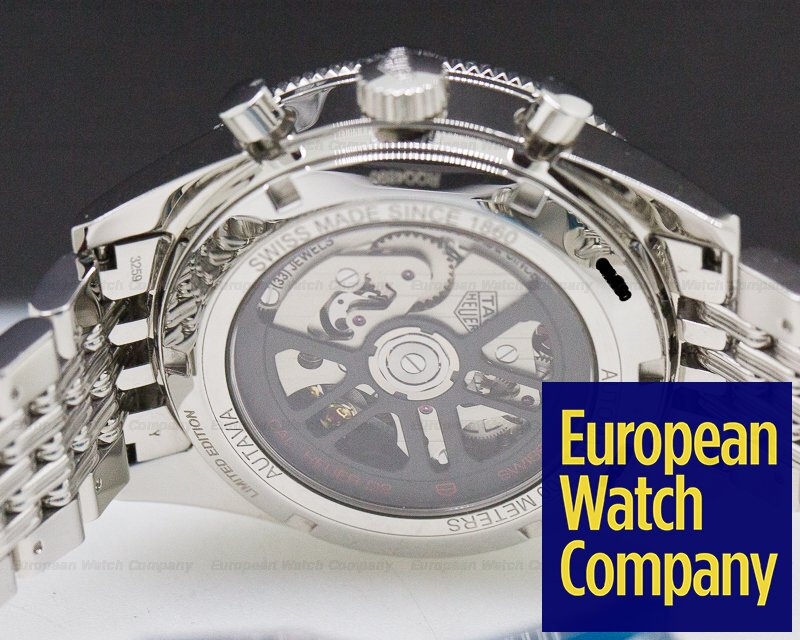 "TAG Heuer CBE2113.FC8226 Autavia Limited Edition for UAE / On ""GF Bracelet"