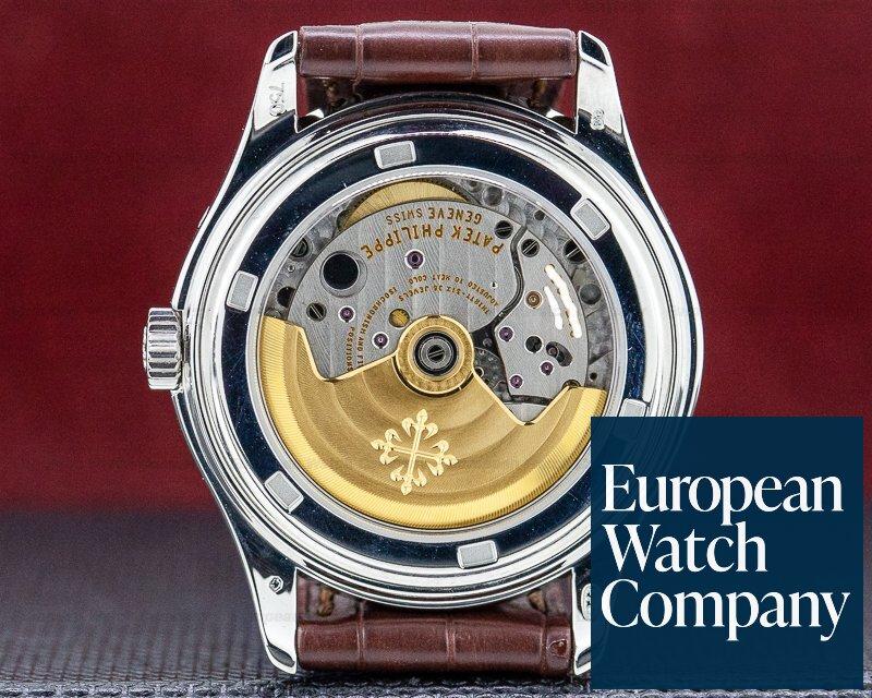 Patek Philippe 5146G-001 Annual Calendar 18K White Gold Porcelain Dial