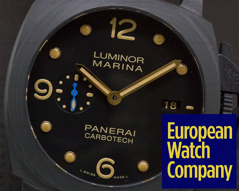 Panerai PAM00661 Luminor Marina 1950 Carbotech 3 Days Automatic