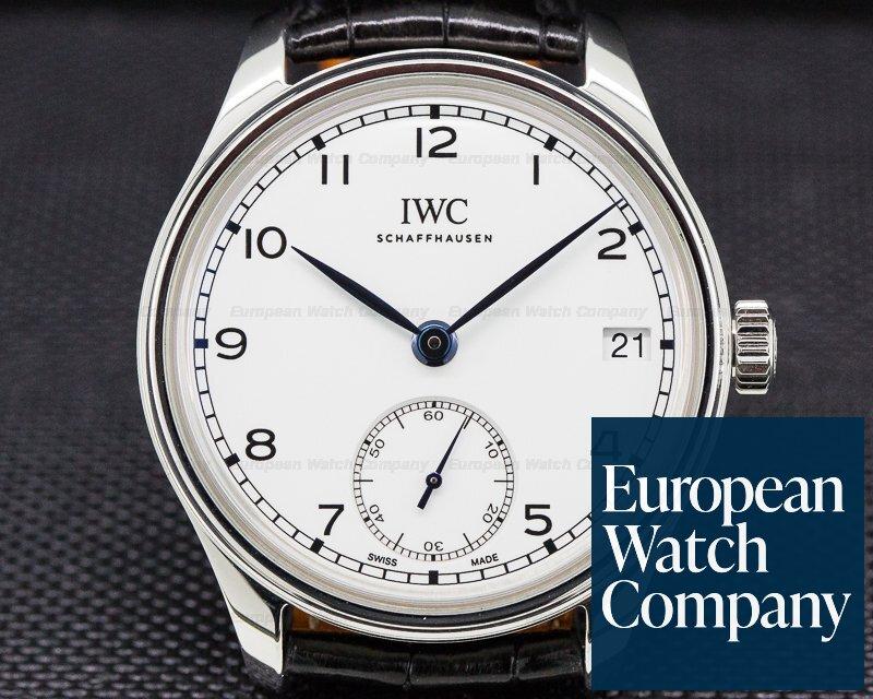 IWC IW510212 Portugieser Hand Wound Eight Days Edition